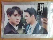 BEAST B2ST KPOP Photo Cheer Slogan Towel DuJun KiKwang HyunSeung YoSeop