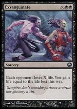 *MRM* FR Exsanguination (Exsanguinate) MTG Scars of mirrodin