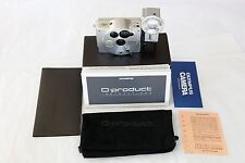 Limited Edition Olympus O Product 35mm Camera N°11900 / 20000 Tested