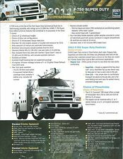 Truck Brochure - Ford - F-750 Super Duty Chassis Cab - 2011 (T1735)
