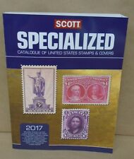 2017 Scott Specialized Catalogue of United States Stamps and Covers