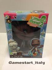 LITTLE BIG PLANET 2 COLLECTOR'S EDITION (PS3) NUOVO NEW - PAL ITA VERSION