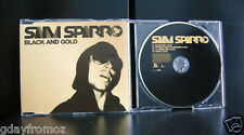 Sam Sparro - Black And Gold 4 Track CD Single Incl Video