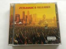 Jurassic 5 - Power in Numbers (Parental Advisory) [PA] (2004) FAST POST CD