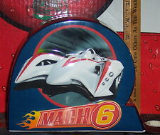 SPEED RACER MOVIE MACH 6 CERAMIC COIN BANK