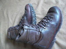 ALTBERG ALT-BERG original MTP PCS BROWN DEFENDER COMBAT HI BOOTS UK 10 M regular