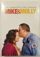 Mike & Molly: The Complete First Season 1 (DVD, 2011, 3-Disc Set) New