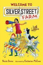 Welcome to Silver Street Farm-ExLibrary