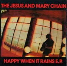 Jesus And The Mary Chain Happy When It Rains Ep 10""