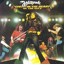 Live in the Heart of the City by Whitesnake (CD, Dec-1997, EMI Music...