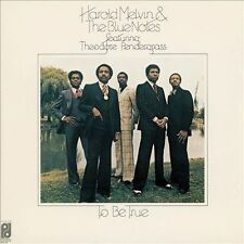 To Be True by Harold Melvin/Harold Melvin & the Blue Notes (CD, Oct-2007,...