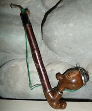 Hand Carved Tobacco Rosewood/Birch/Peace Pipe/Smoking Wooden Pipe