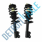 Both (2) NEW Front Complete Strut W/ Spring & Mounts Quick Assembly 91-02 Saturn