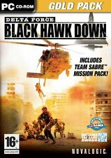 Delta Force: Black Hawk Down Gold Pack (PC).