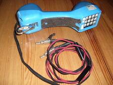 Prüf Handapparat mit IWV/MFV und Erdprüfung diverses aus den USA auchzum Abhören