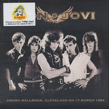 Bon Jovi - Agora Ballroom, Cleveland, Oh, 17th (Vinyl LP - 2015 - UK - Original)