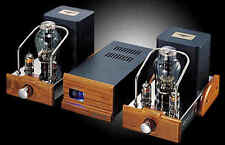 2017 New Dared VP-300B tube SET monoblock Amplifiers,w phono stage!