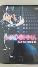 NEW ! MADONNA [ MEGA COMPLETE CLIPS all 55 songs ] 2DVD Bootleg from Japan F/S