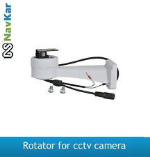 255 deg. rs485 based Indoor scanner /motor / rotator for cctv camera, 1 yr. wrt