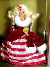 NEW BARBIE DOLL 1994 PEPPERMINT PRINCESS WINTER COLLECTION