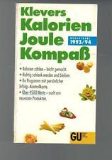 Klevers - Kalorien Joule Kompaß - 1994