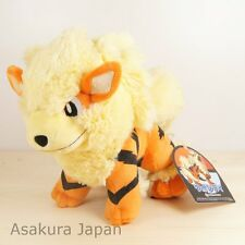 Pokemon Center Original Plush Arcanine OA Doll From Japan