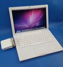 "MacBook 13.3"" A1181 Intel Core 2 Duo 2.13GHz 4GB RAM 250GB OSX 10.6.8 Mid 2009"