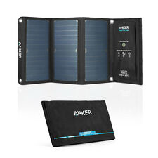 Anker 21W PowerPort Solar 2 Port Portable Chargeur Solaire Power IQ Technology