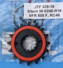 Silent Ritzel 16 Zähne Honda VFR 800 F, VFR800, VTEC, RC46, 339-16, Ognibene neu