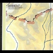 Ambient 2: The Plateaux of Mirror [Remaster] by Harold Budd/Brian CD #AB18