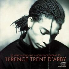 TERENCE TRENT D'ARBY : INTRODUCING THE HARDLINE ACCORDING TO TERENCE (CD) sealed