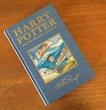 1st Print Deluxe Harry Potter & the Chamber of Secrets, BLOOMSBURY JK Rowling