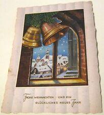 Frohe Weihnachten und ein Gluckliches Neues Jahr - used 1962