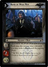 LoTR TCG TTT The Two Towers Band Of Wild Men FOIL 4C4