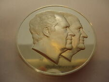 1973 Presidential Inaugural Sterling Silver Medal (Excellent)
