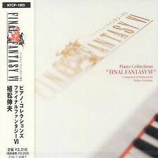 Final Fantasy VI: Piano Collections, Pt. 3 by Nobuo Uematsu (CD, May-2001,...