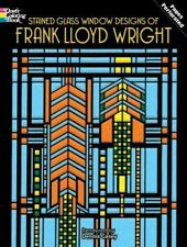 Stained Glass Window Designs of Frank Lloyd Wright Dover Design Stained Glass C