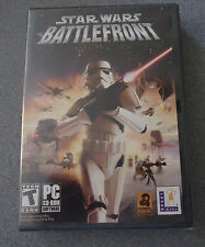 Star Wars Battlefront  PC CD-ROM  WIN 98SE/ME/2000/XP  2004  NEW