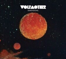 Dimensions [EP] [Digipak] by Wolfmother (CD, Jan-2006, Interscope/Modular)