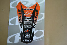 F X  REAR FENDER GRAPHICS  KTM  2003-2006  SX SXF &  EXC  XC 2005-2007