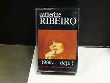 K7 CATHERINE RIBEIRO 1989...Déjà 105643