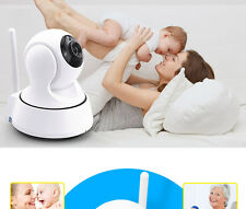 BABY WIRELESS CAMERA MONITOR NIGHT WIFI SECURITY CCD HD PRAM COT NAPPY STROLLER