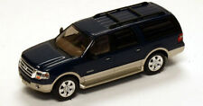HO 1/87 River Point Station # 536-7605.05 Ford Expedition EL Eddie Bauer - Blue