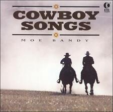 Moe Bandy Cowboy Songs CD