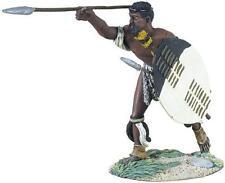 BRITAINS SOLDIERS 20140 - Zulu Warrior Throwing Spear No.1