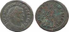 Maximien Hercule, follis, Lyon, 296, GENIO POPV_LI ROMANI, Génie - 25