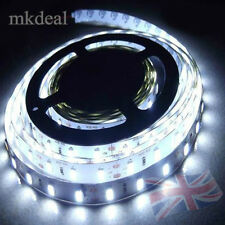 5M 300LED Cool White Strip Light IP65 Kitchen Unit Lights Under Cabinet Cupboard