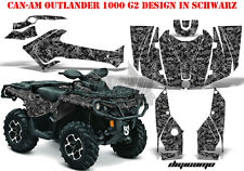 Amr racing decoración kit ATV Can-Am Outlander std & xmr/Max Graphic kit Digi camo B