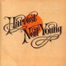 "NEIL YOUNG ""HARVEST"" CD 10 TRACKS NEU"