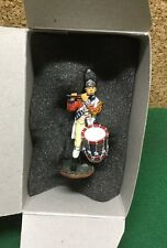 KING AND COUNTRY BR38 BRITISH MARCHING DRUMMER FIFER